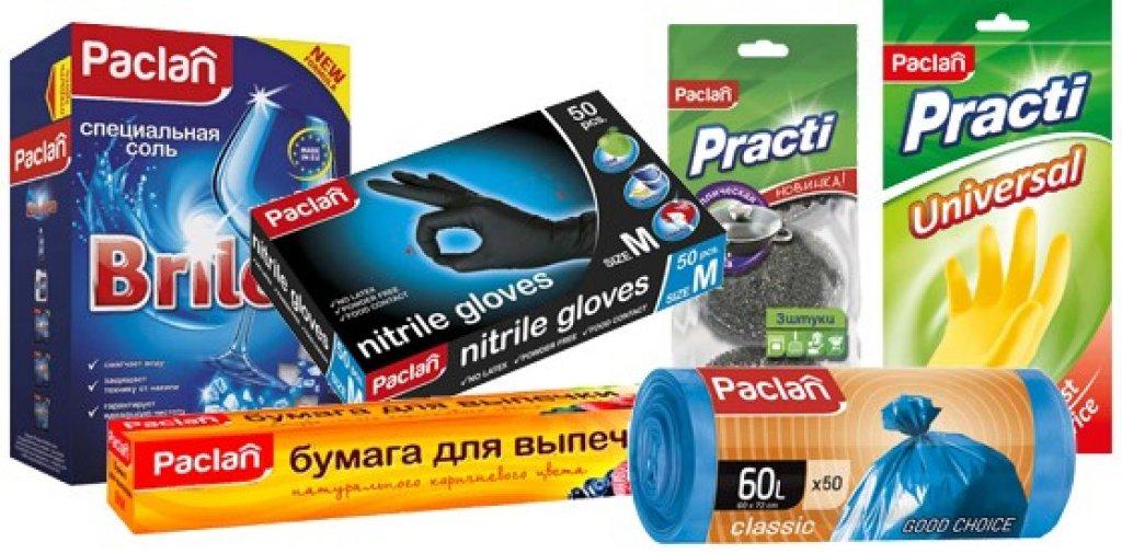 Paclan – товары с практическими решениями для дома! Уже доступны к заказу!