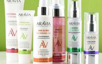 ARAVIA Laboratories - вкусный профессиональный уход за вашим лицом и телом в домашних уловиях!
