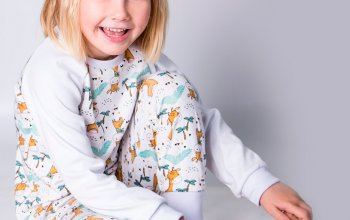 В продаже появились трикотажные пижамы!!