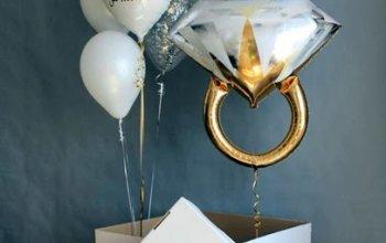 Воздушные шары — всегда лучший подарок!