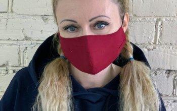 Новинка: многоразовые защитные маски для лица.