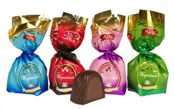 Шоколадные конфеты всегда праздник