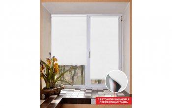 100% СВЕТОНЕПРОНИЦАЕМЫЕ рулонные шторы. Защитят вас от яркого утреннего солнышка и сохранят прохладу в жаркие дни!